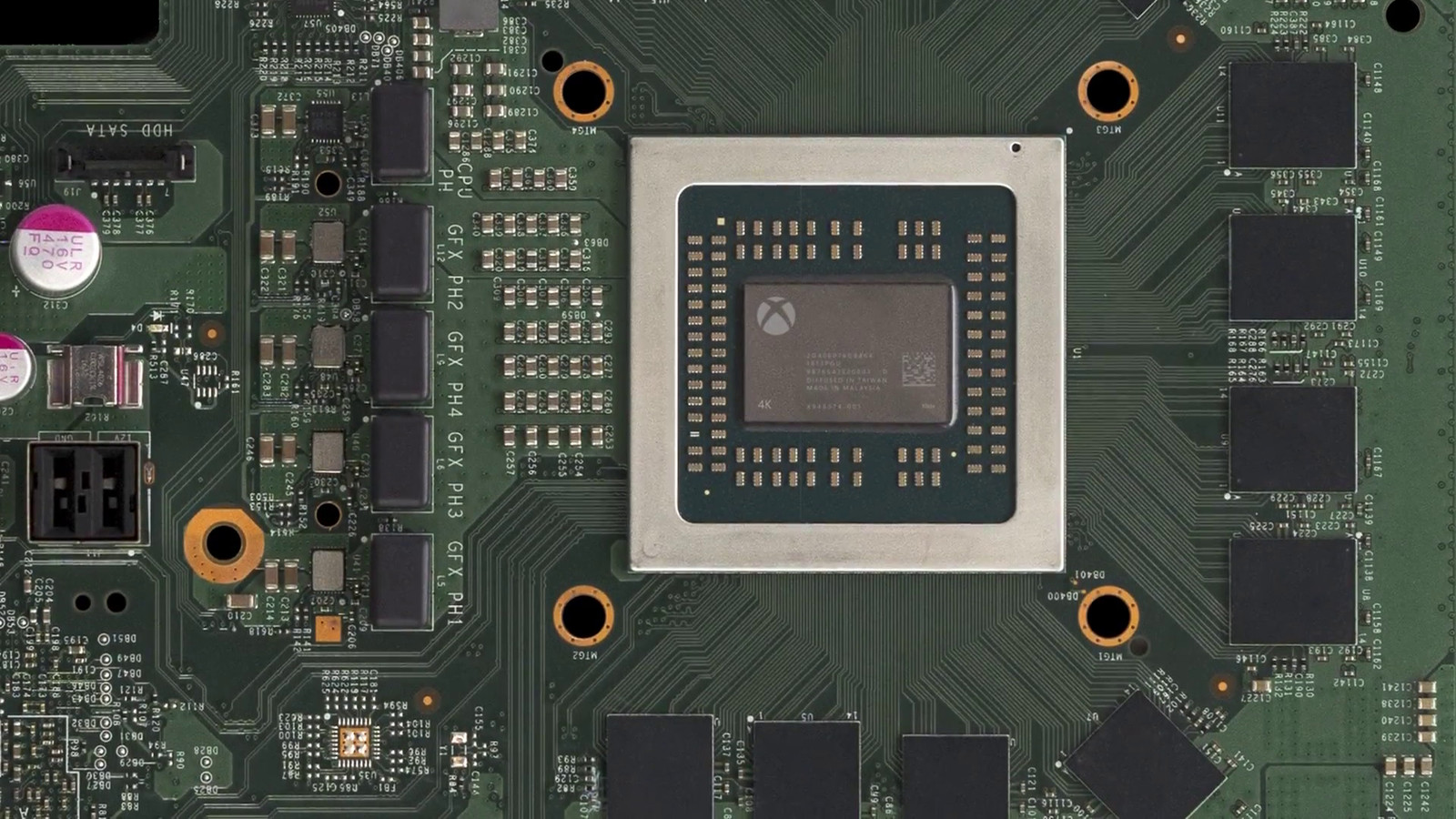 xbox scorpio final hardware specs match microsoft�s boasts