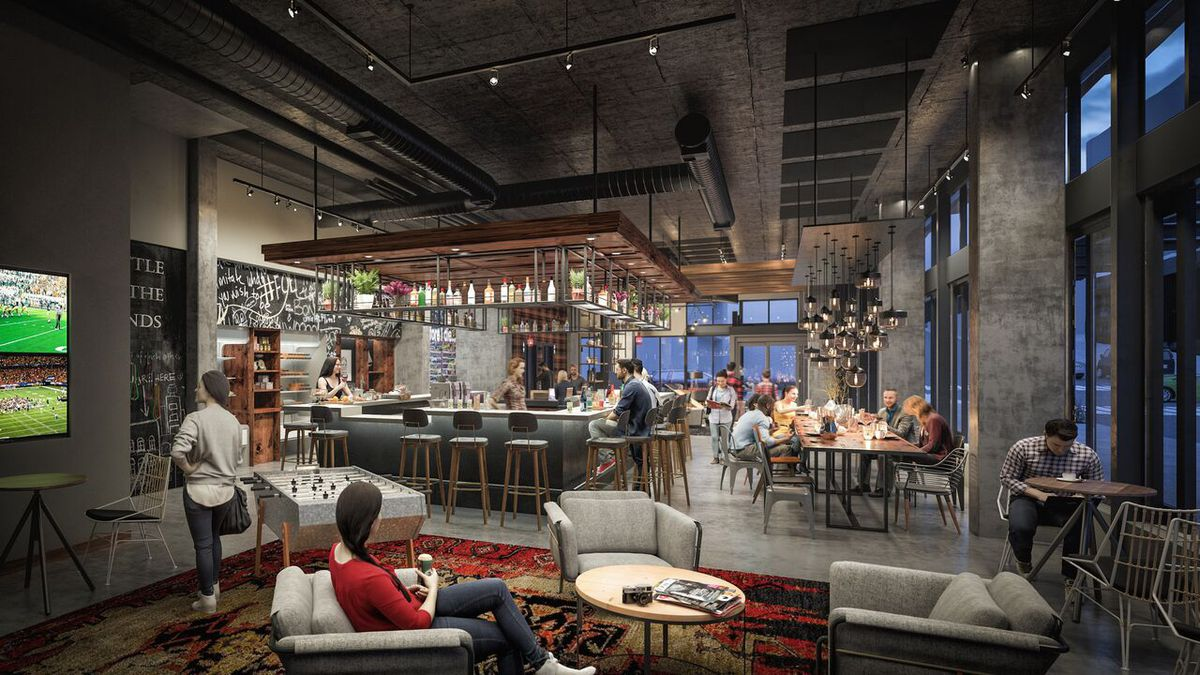 Moxy Hotel Opens In South Lake Union Curbed Seattle