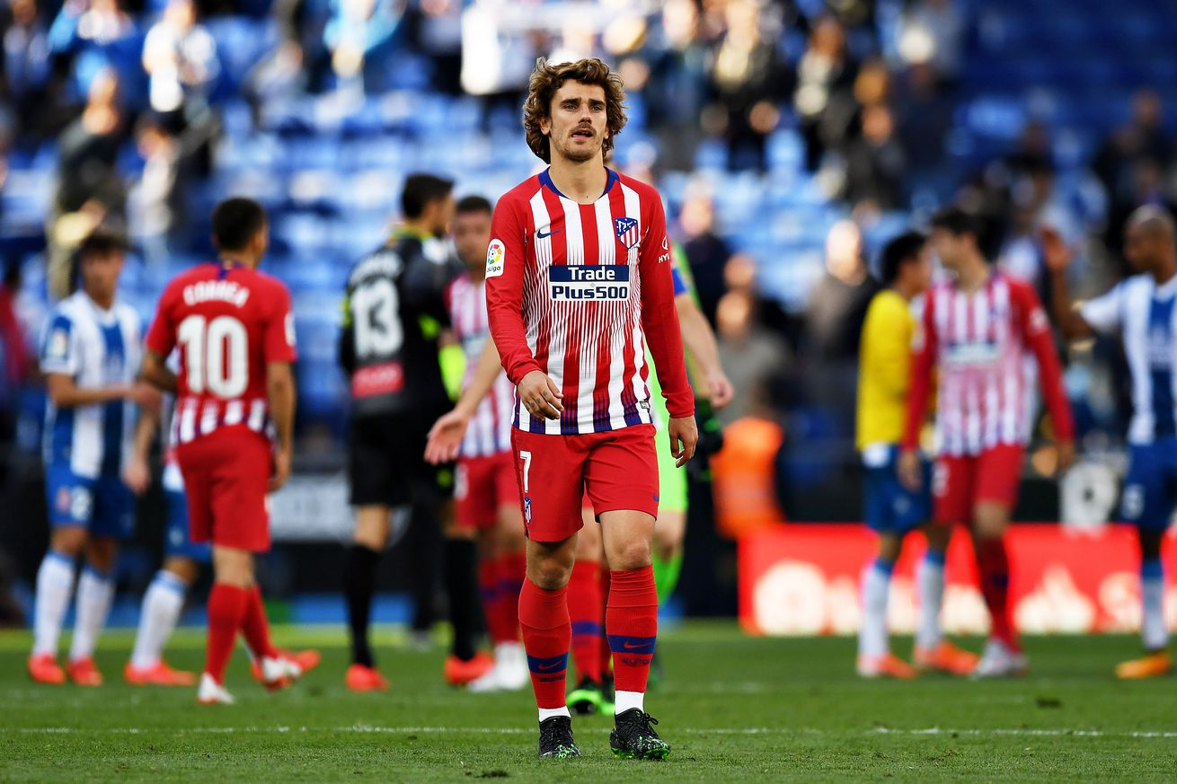 It looks like Griezmann has made the right ?decision? after all