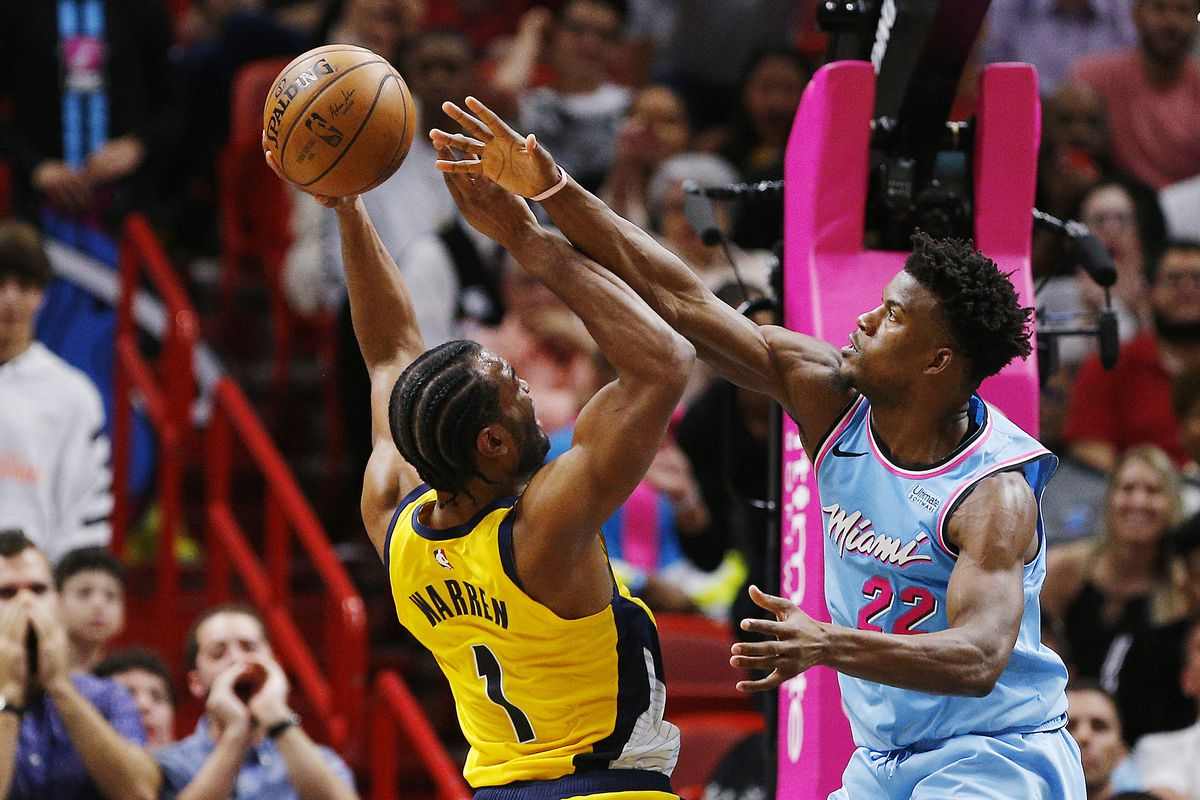 Pacers vs. Heat final score: Jimmy Butler, Miami dominate T.J. ...