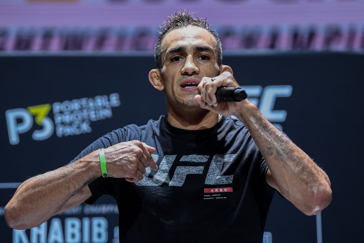 UFC 229 - Open Workouts