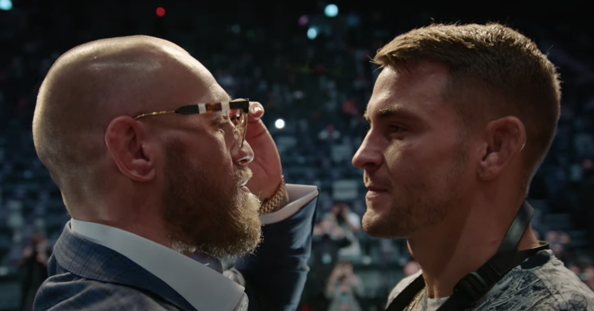 Video: UFC 257 Embedded, Episode 5: 'It's about now'