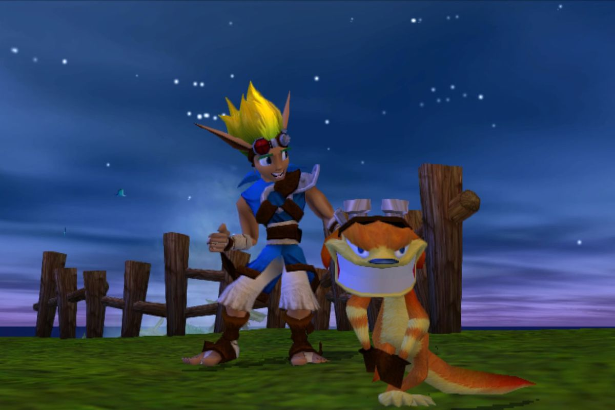 Ps2 Jak And Daxter Games Get Physical Release On Ps4 Polygon
