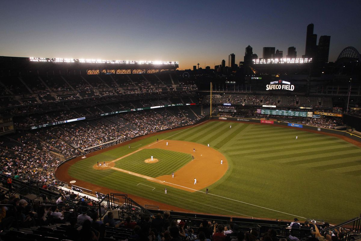 Mariners Install Led Lights At Safeco Field First Mlb Park To Have Wiring Joe Nicholson Usa Today Sports