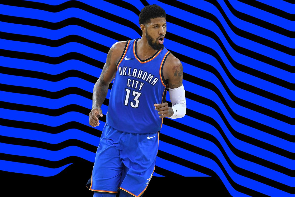 Paul George is the key to Oklahoma City's playoff hopes
