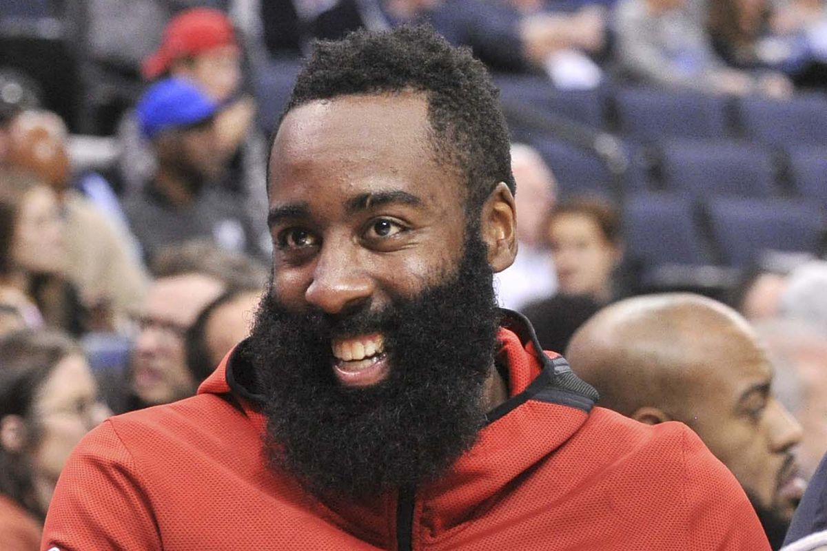 286f809de7ca James Harden lands at No.4 in Washington Post s top 100 NBA players ...