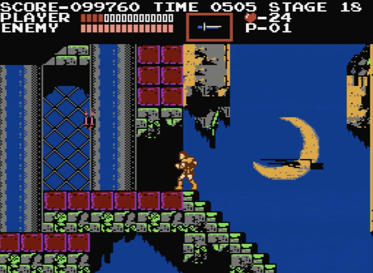 Castlevania World Map.The Best Castlevania Games Polygon