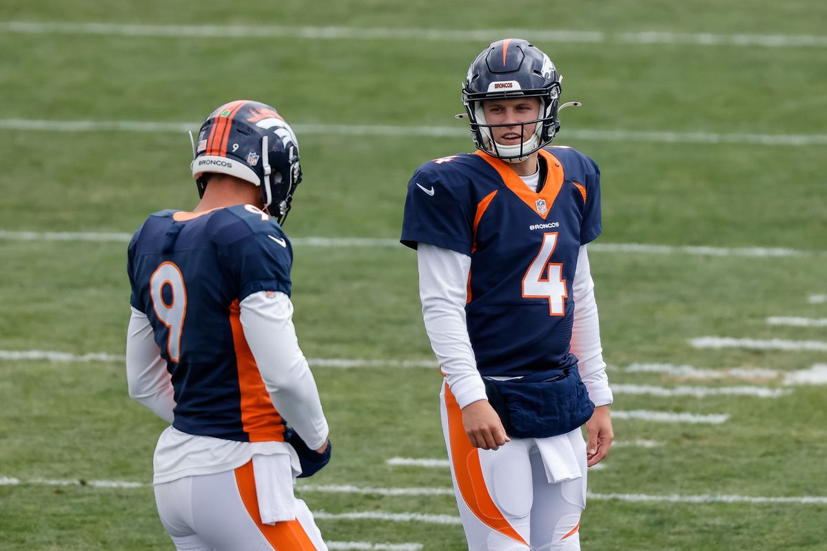 Broncos Vs Jets Picks Best Bets To Make For The Week 4 Thursday Night Football Matchup Draftkings Nation