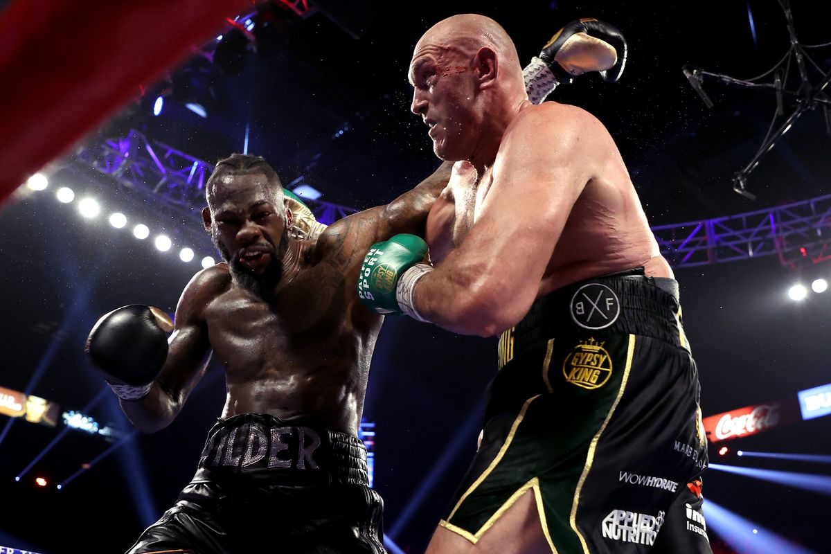 Tyson Fury dominated Deontay Wilder in their rematch. Here's how ...