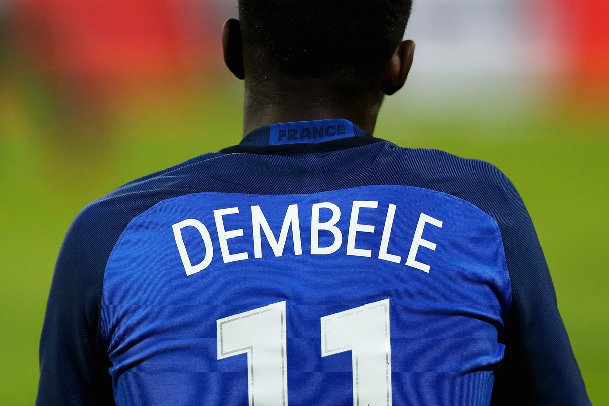 meet 0424b da73e Ousmane Dembélé trying to force a move to Barcelona by ...