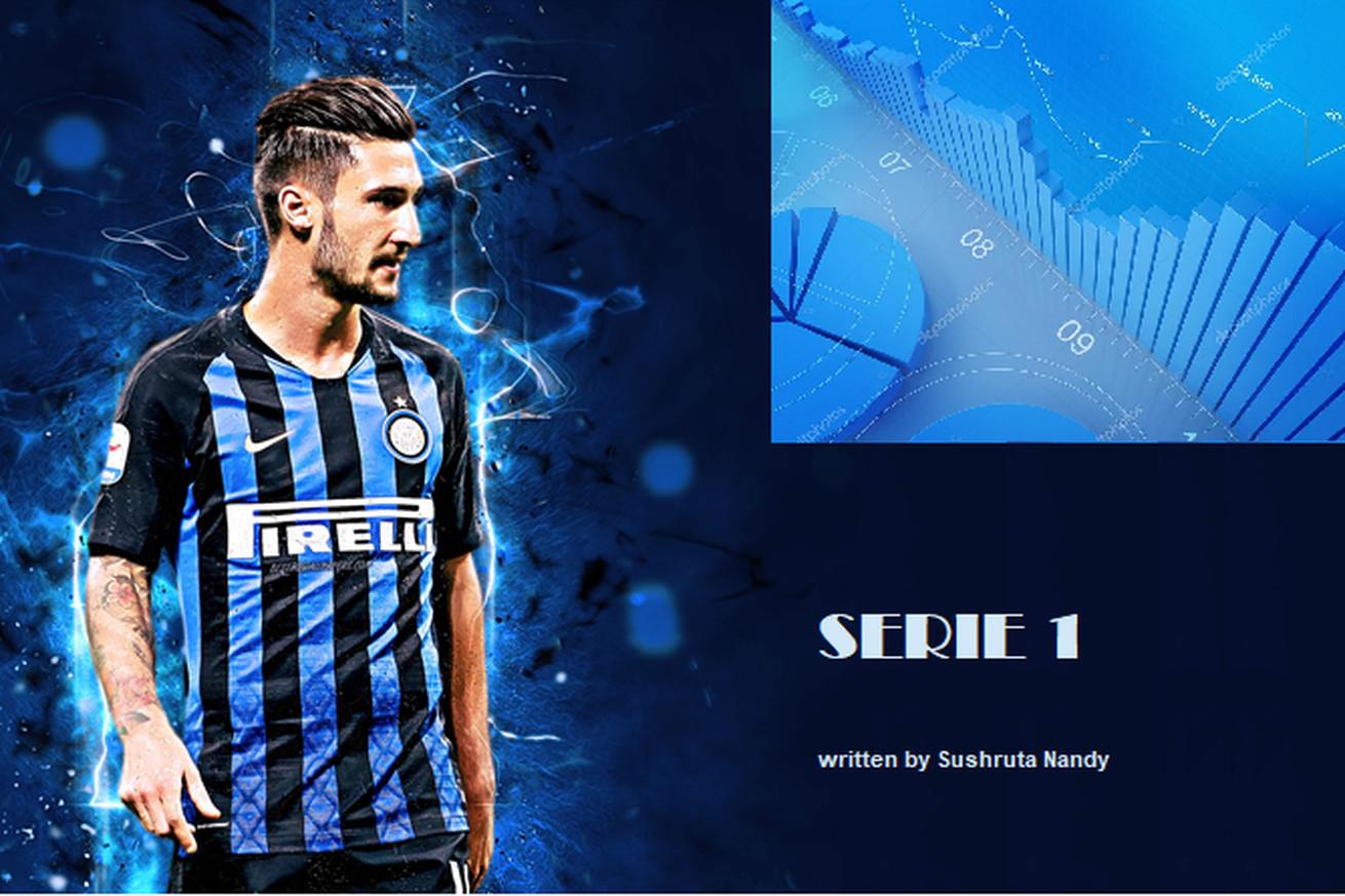 Serie 1: Statistical Analysis di Internazionale Milano