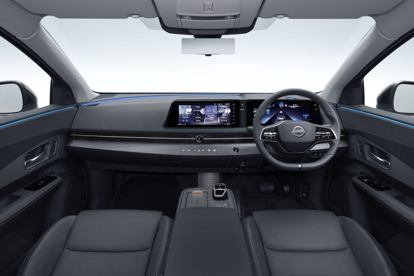 Nissan Ariya Electric Crossover Suv Unveiled With Up To 300 Miles Of Range The Verge