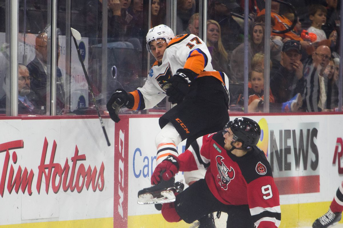 Phantoms report cards: The forwards' finale