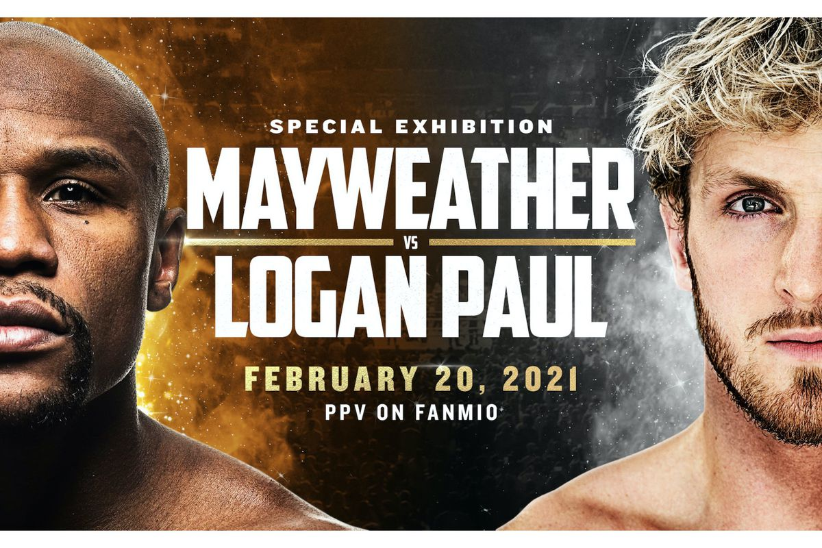 Floyd Mayweather is fighting Logan Paul in February - The Verge