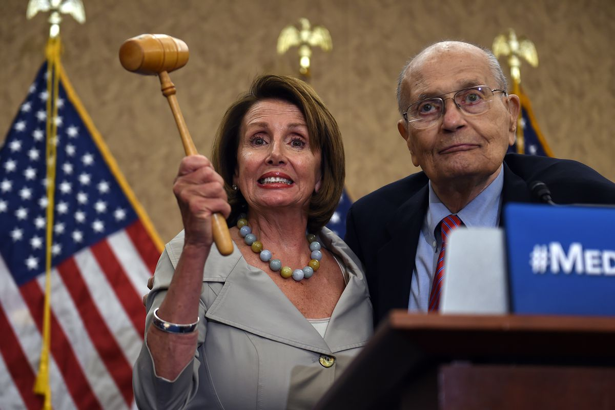 John Dingell The Senate Should Be Abolished Vox