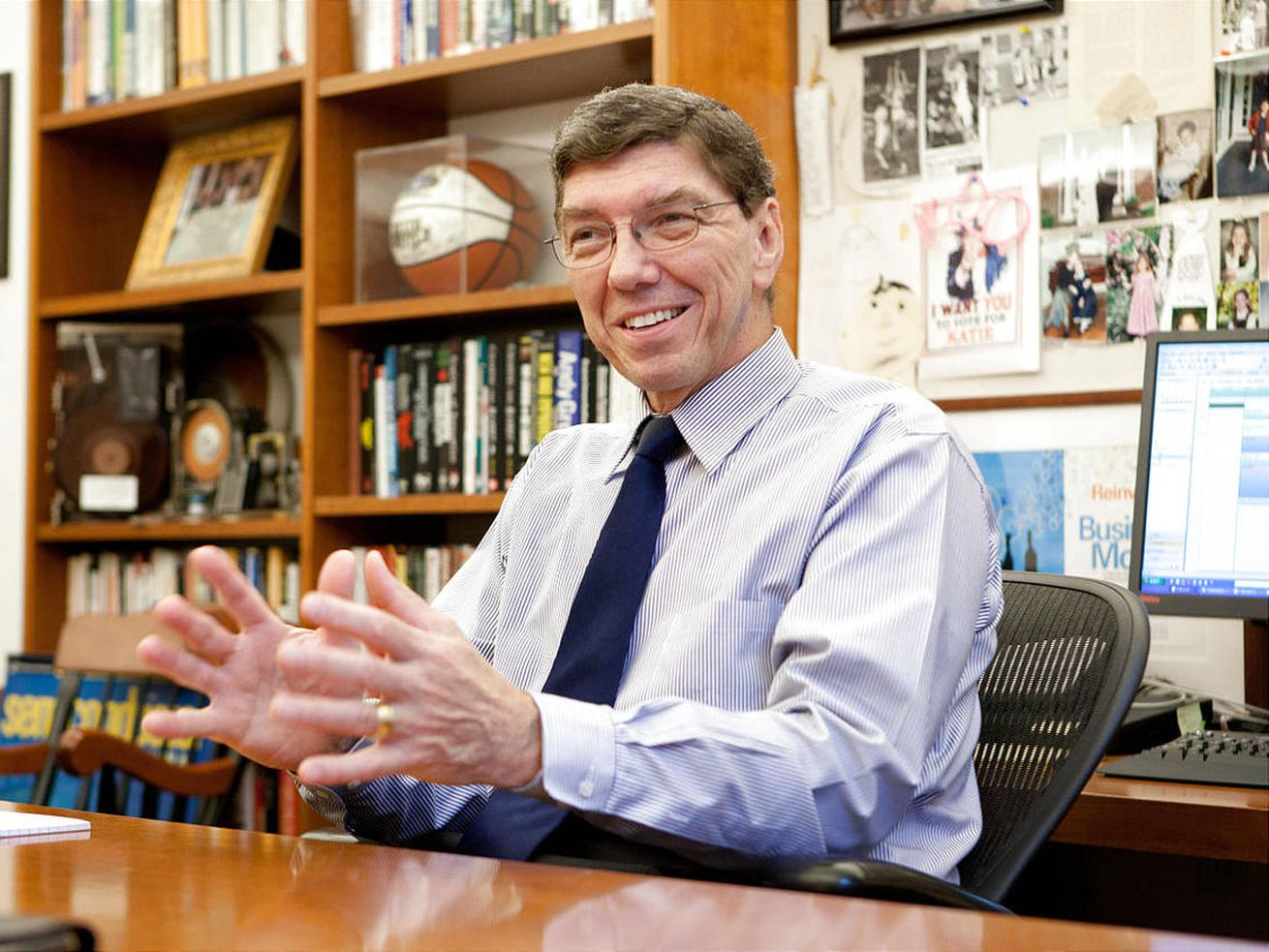 Clayton Christensen's life was worth measuring — and celebrating