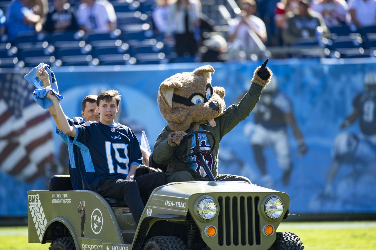 What made you become a Titans fan?