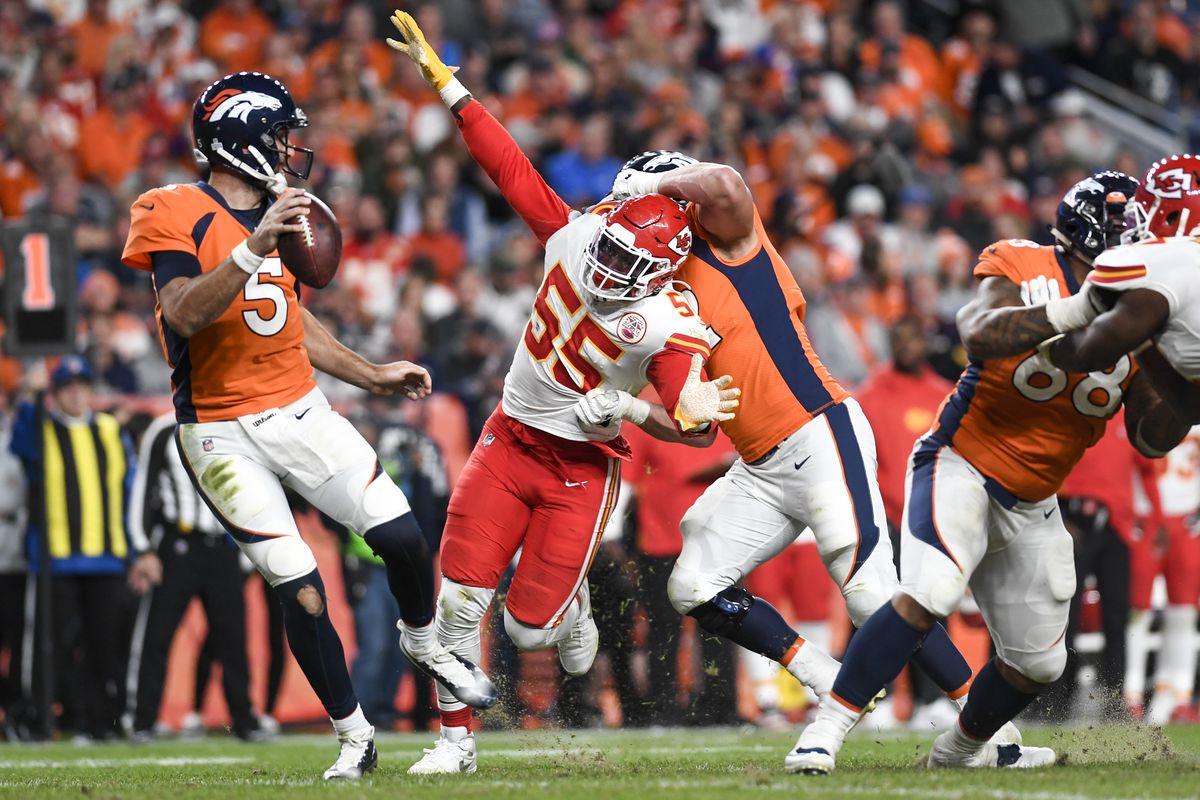 Chiefs-Broncos Instabreakdown: Patrick Mahomes' injury overshadows win
