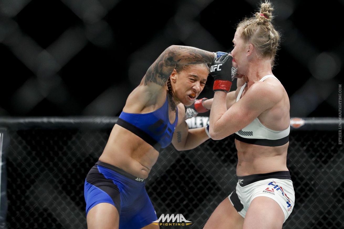 community news, Germaine de Randamie reacts: I had absolutely no idea I was being stripped of UFC title