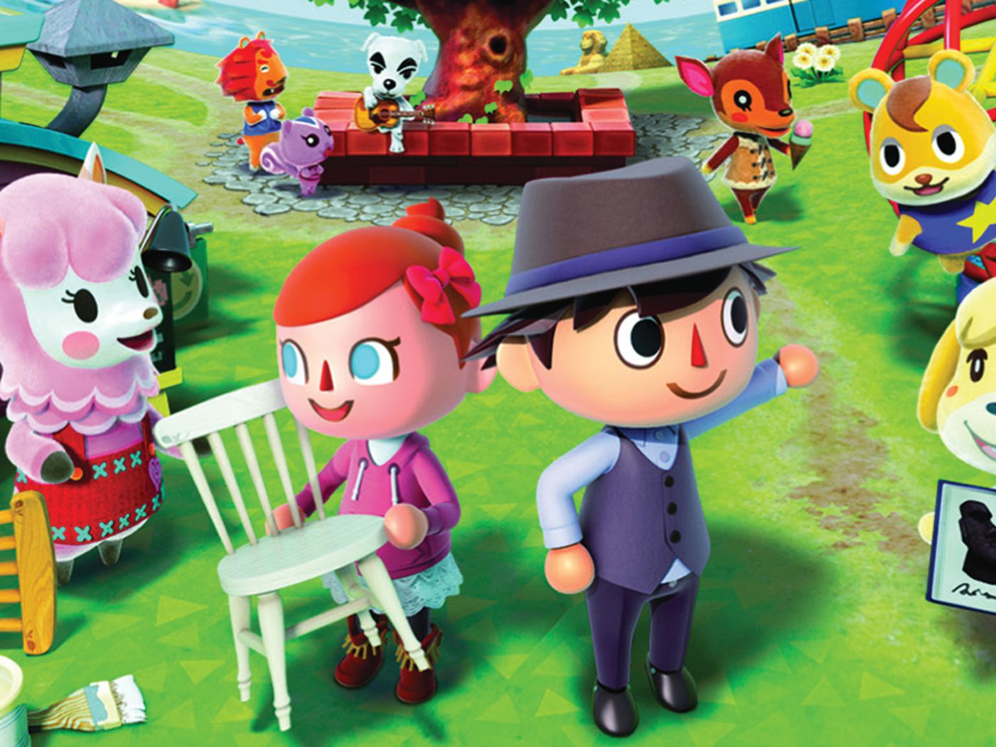 Animal Crossing Fans Say Goodbye To New Leaf Before Playing New