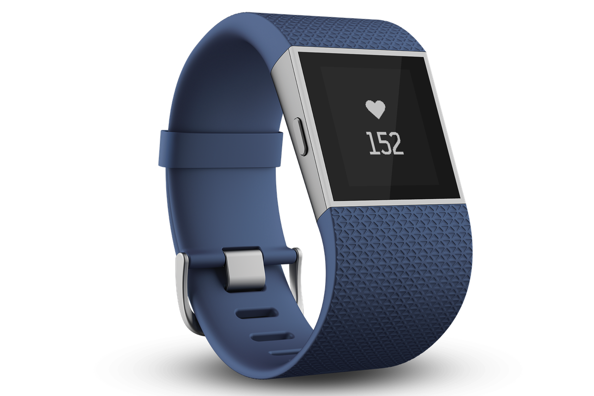 Fitbit Joins The Smartwatch Race And Replaces The Rash Y Force With A New Wristband Vox