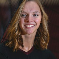Ms. Volleyball —Lauren Jardine, Lone Peak