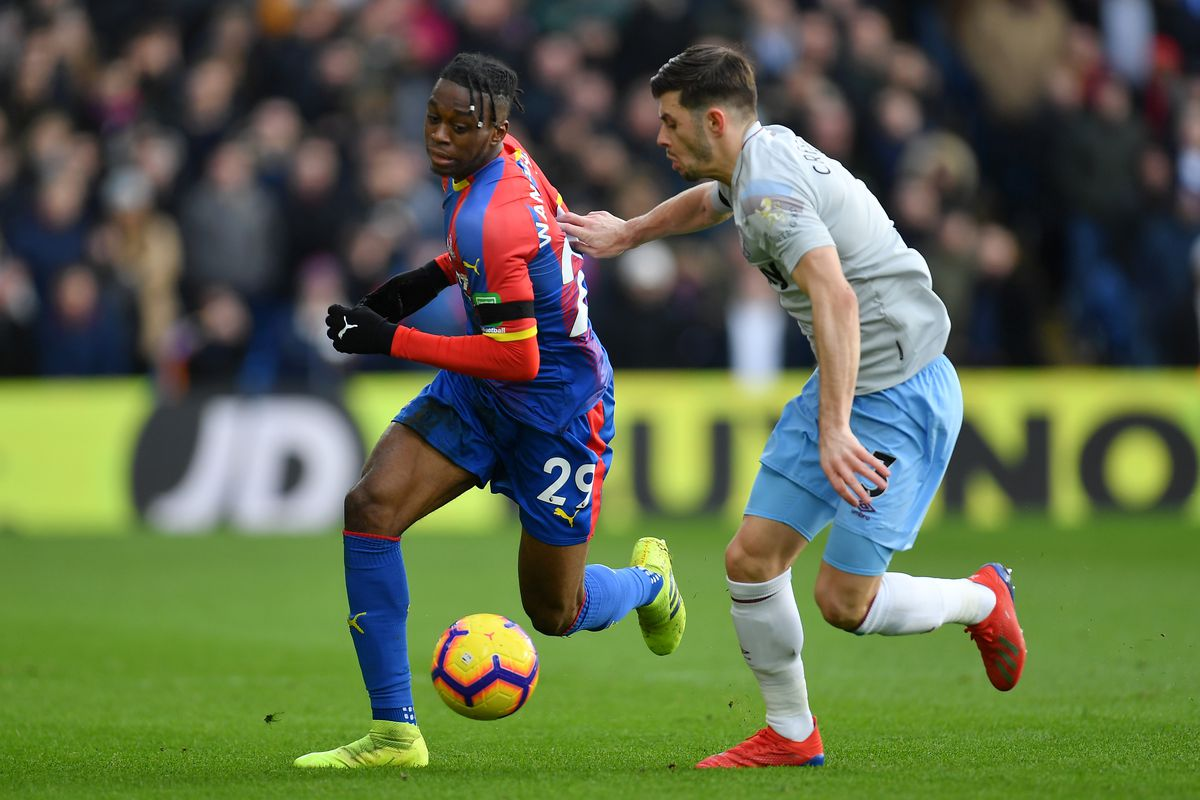 Aaron Wan-Bissaka - Crystal Palace - Premier League