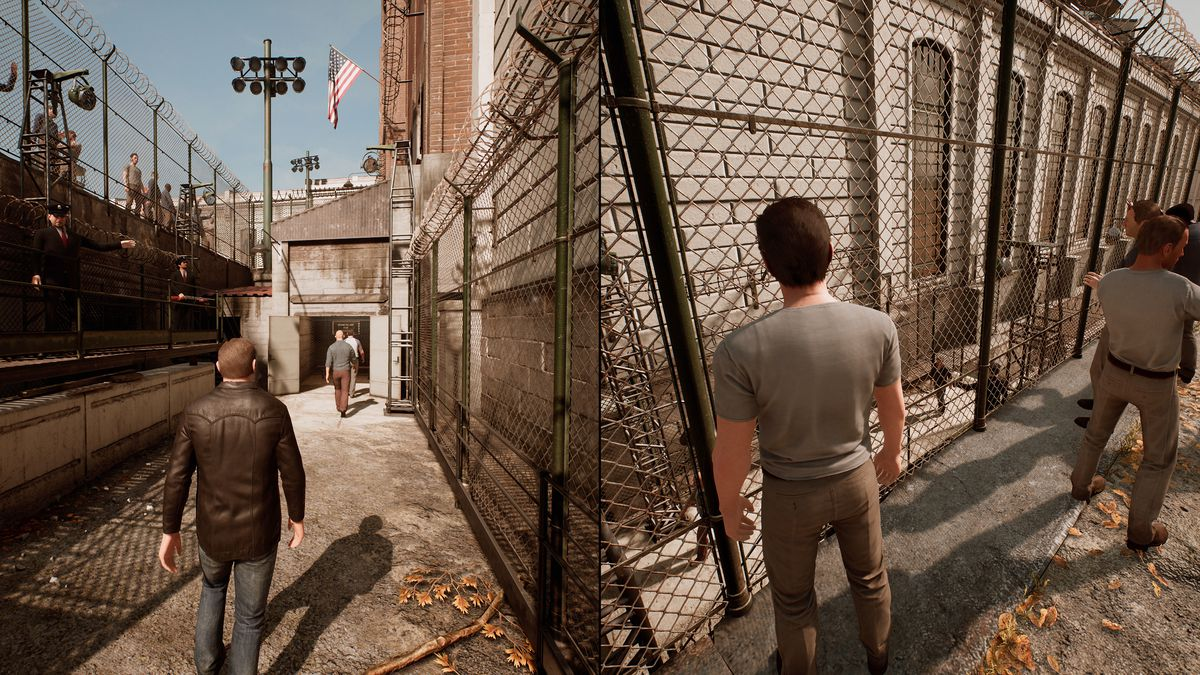 A Way Out is forgiving in almost every aspect. The checkpoints never really  make you replay much to get back to where you want to go and the objective  ...