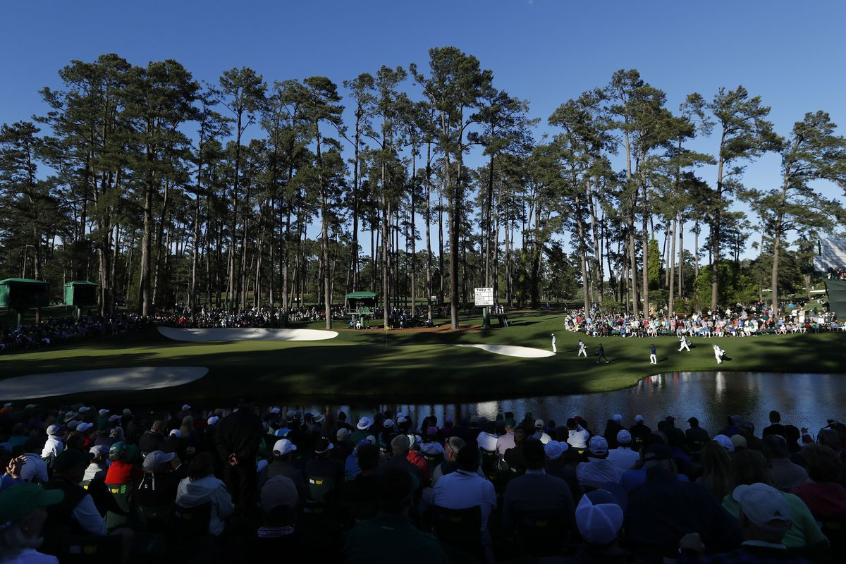 PGA: The Masters - Second Round