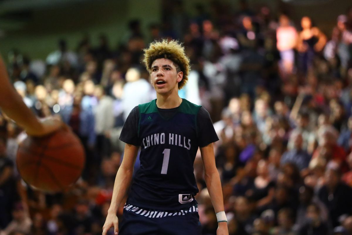 6c5d7ffe07f LaMelo Ball isn t the first elite high school athlete to be homeschooled