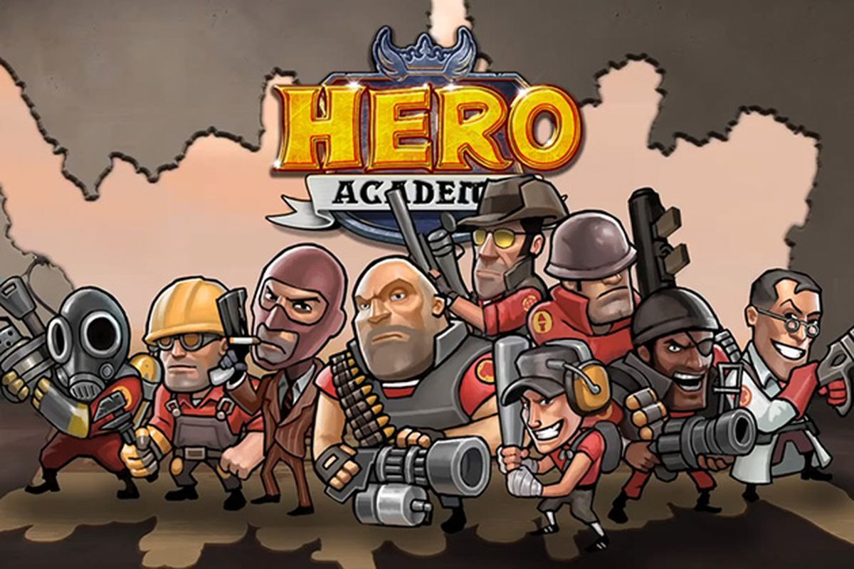39 hero academy 39 integration of 39 team fortress 2 39 detailed - Tf2 logo wallpaper ...
