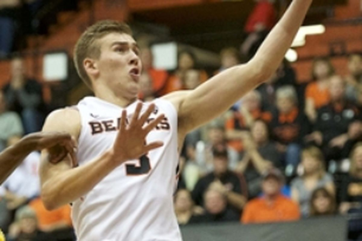Tres Tinkle continues to take on a key role for Oregon State, and it will only continue to grow tonight in Boulder.