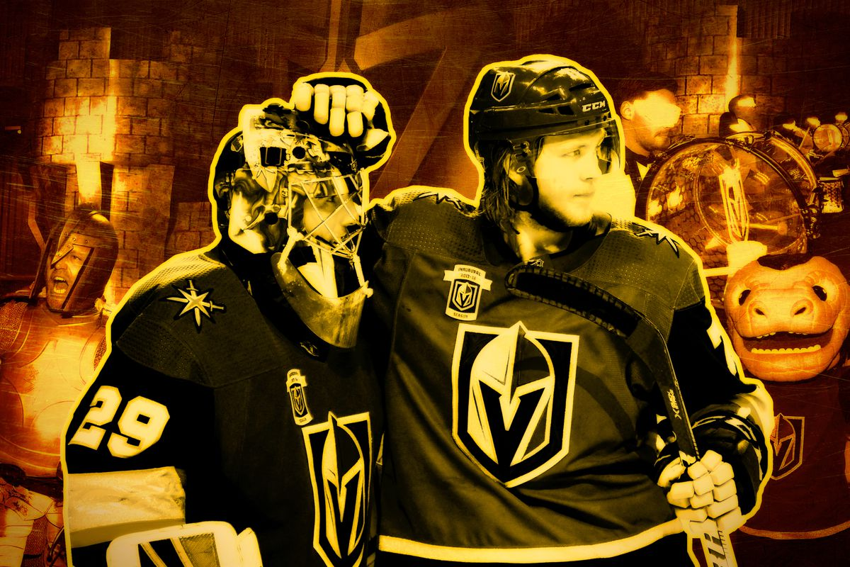 609b434e99e The Vegas Golden Knights' Stanley Cup Stunner - The Ringer