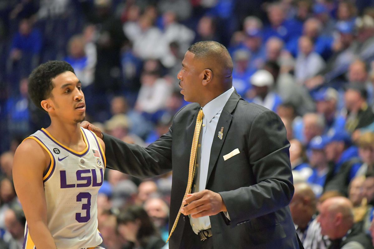 d2ae2a61133 LSU Earns 3 Seed in NCAA Tournament - And The Valley Shook