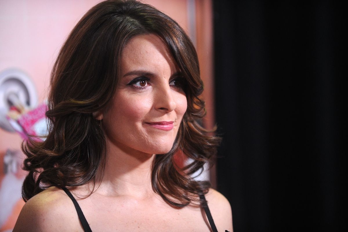 Tina Fey will not be reading this article.