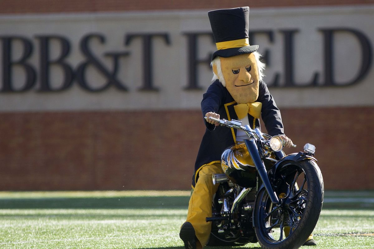 NCAA Football: Army at Wake Forest