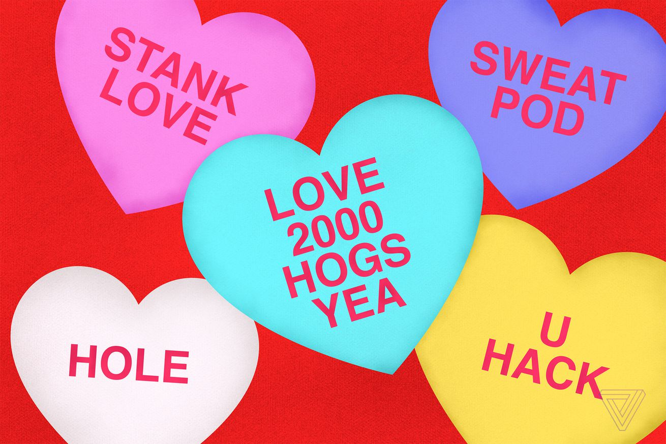 i never understood romance until an ai generated love heart told me love 2000 hogs yea