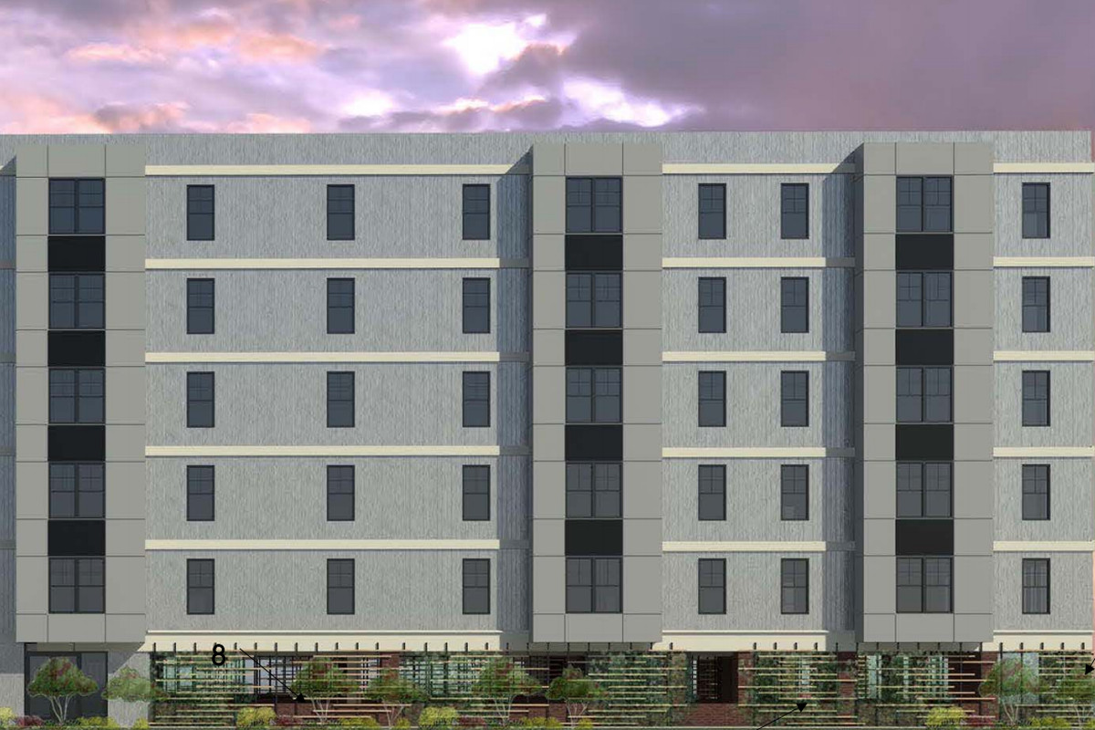 Developer nabs for millennial oriented rentals in for 6 unit apartment building