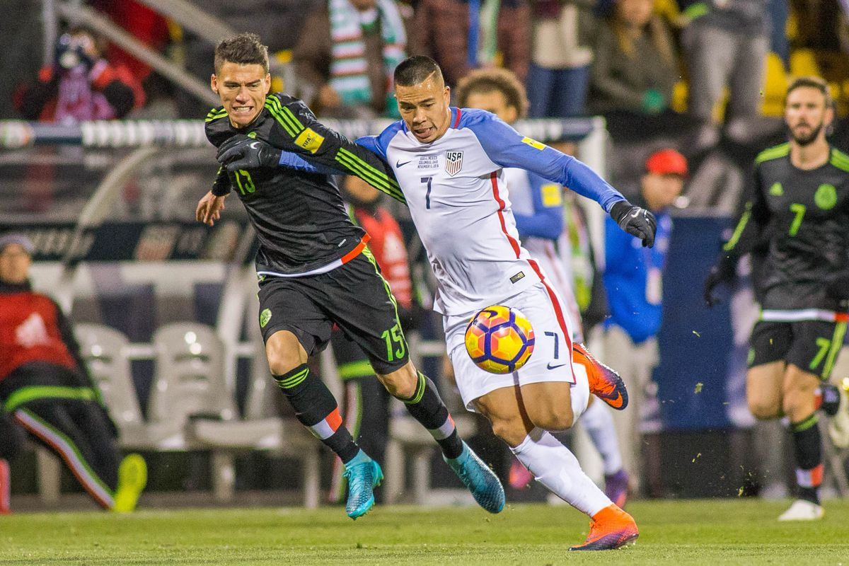 Mexico vs. United States - Play-By-Play - September 11 ...