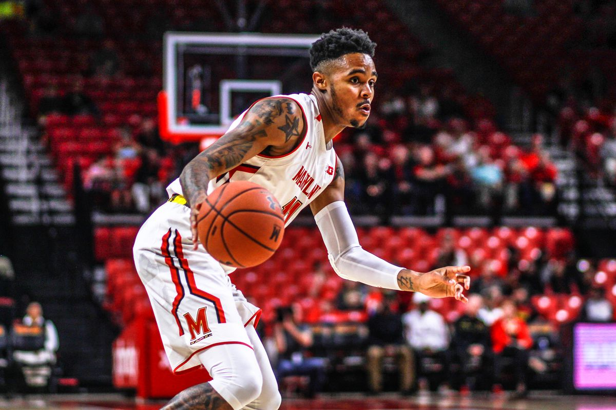 Scenes From Maryland's 95-61 Win Over Catawba