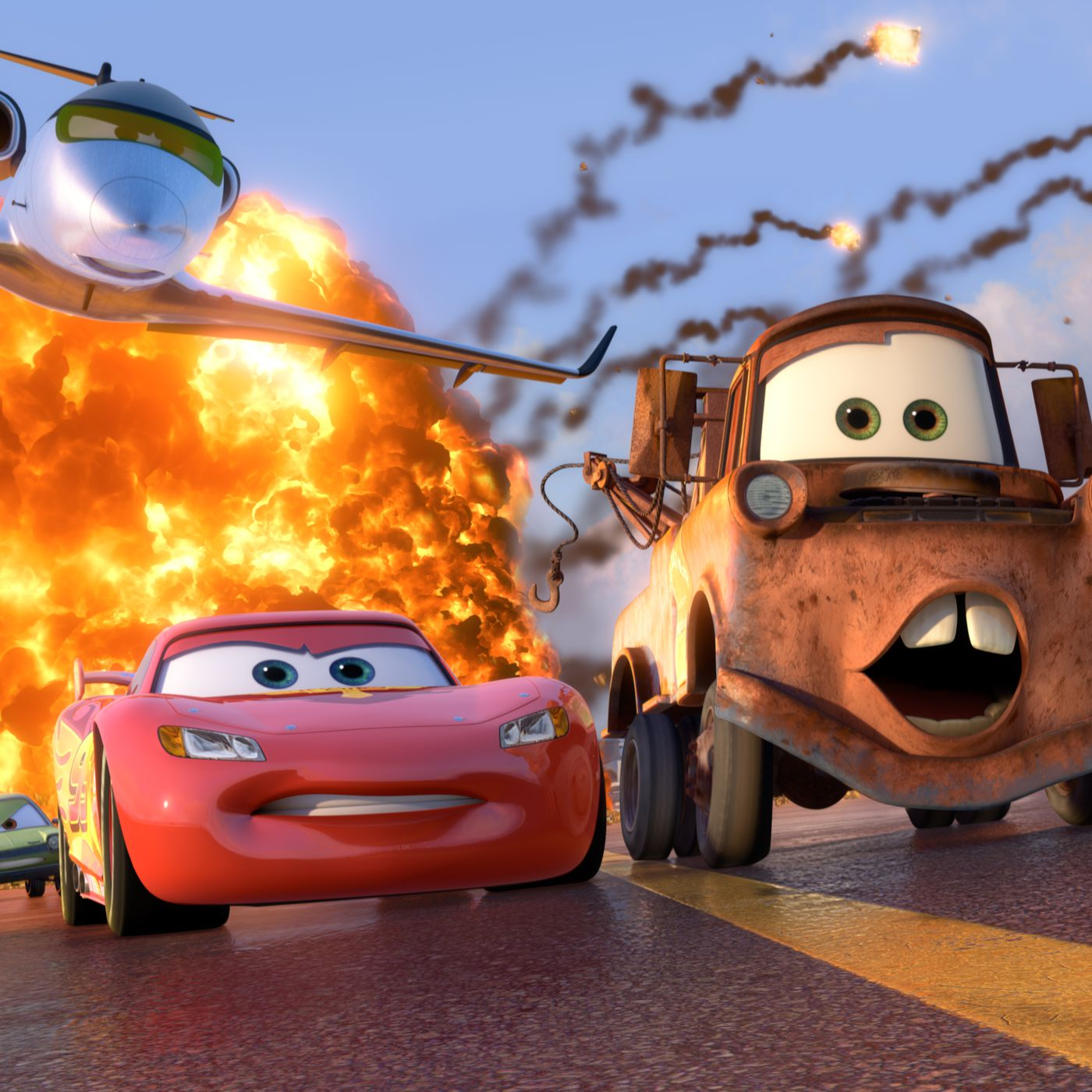 Cars 2 Was So Bad That Even Pixar Is Trying To Pretend It Doesnt
