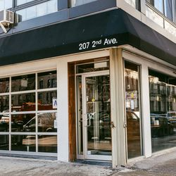 """<b>↑</b> If you haven't yet made <a href="""" http://momofuku.com/""""><b>Momofuku Ssäm Bar</b></a> (207 Second Avenue) a fixture on your restaurant roster, you've probably been meaning to. The new brunch menu by wunderkind chef David Chang includes kimchi devi"""