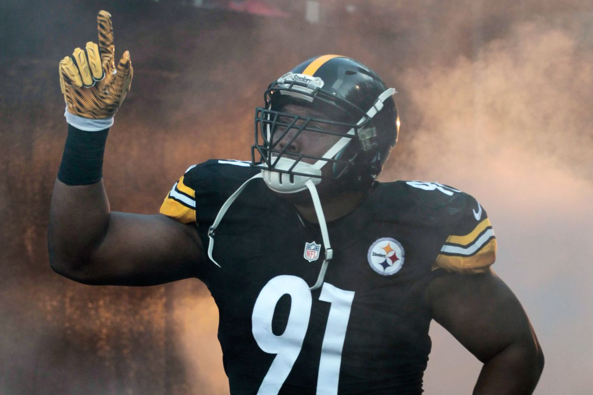 74c2c32f569 Charles LeClaire-USA TODAY Sports. Several times throughout the Pittsburgh  Steelers ...