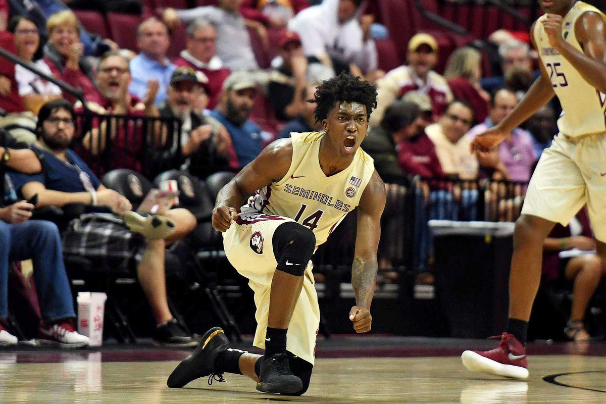 NCAA Basketball: George Washington at Florida State