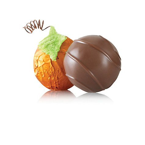 Godiva Pumpkin Spice truffle