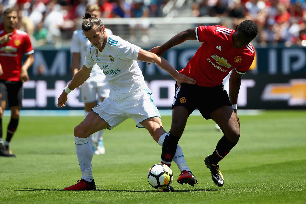 International Champions Cup 2017 - Real Madrid v Manchester United