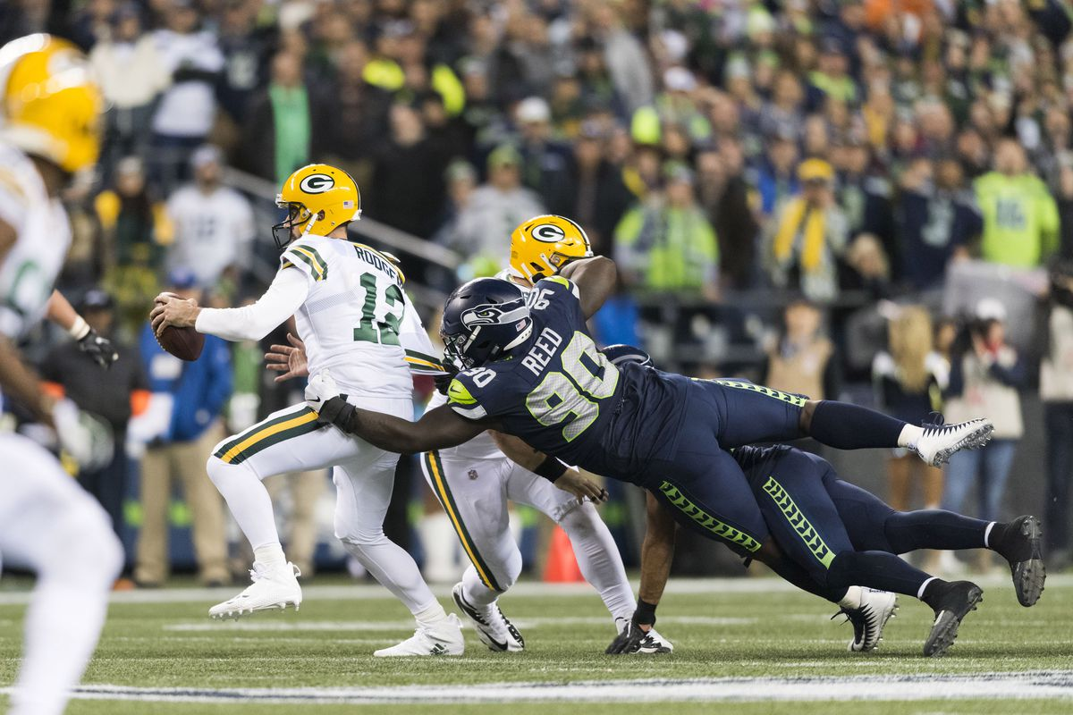 How many sacks can we expect from Seahawks DT Jarran Reed in 2019?