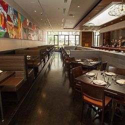 """""""Dinner at <a href=""""http://www.tantachicago.com/"""">Tanta</a> [118 West Grand Avenue] is just about my favorite thing on earth. They have great cocktails and I love the food. They also accommodate all my food allergies which is fantastic! You have to tr"""
