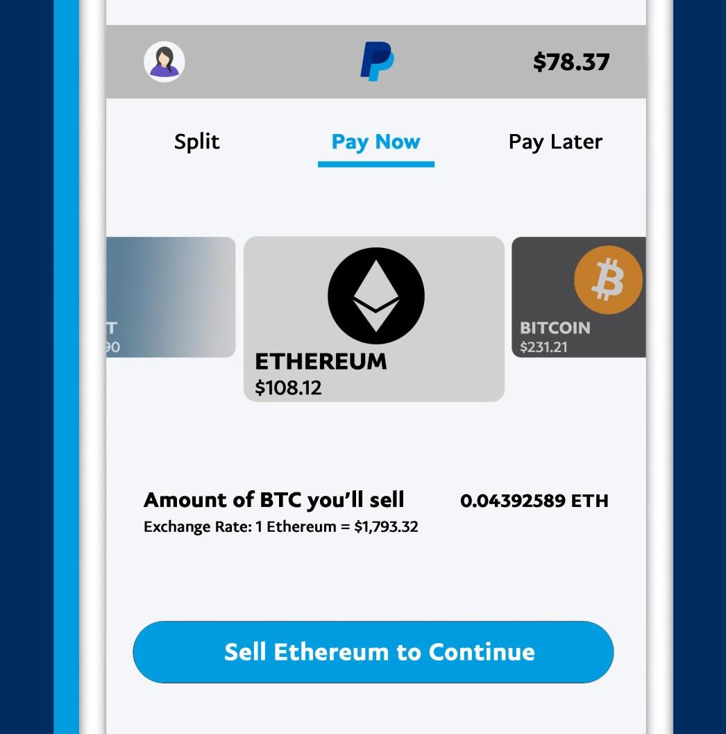 PayPal Bitcoin: kripto is, meg nem is