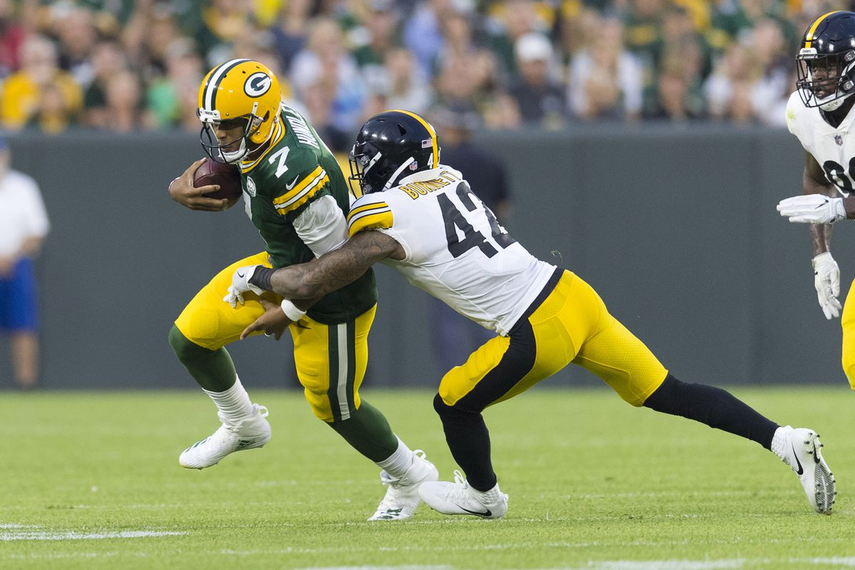 692061fb9a7 Steelers News  Morgan Burnett s return to the lineup will bring versatility  to the defense